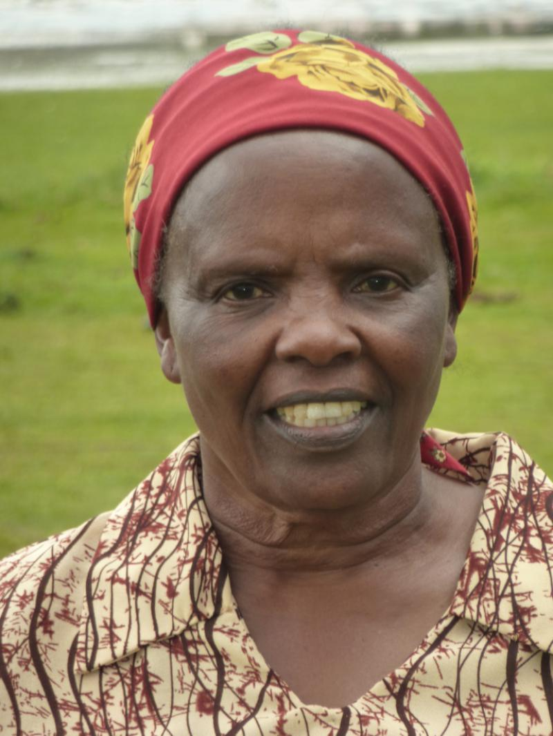 Phyllis Muthoni (Gründerin)