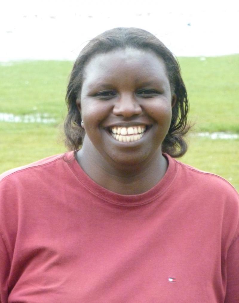 Florence Wangui (Lehrerin)