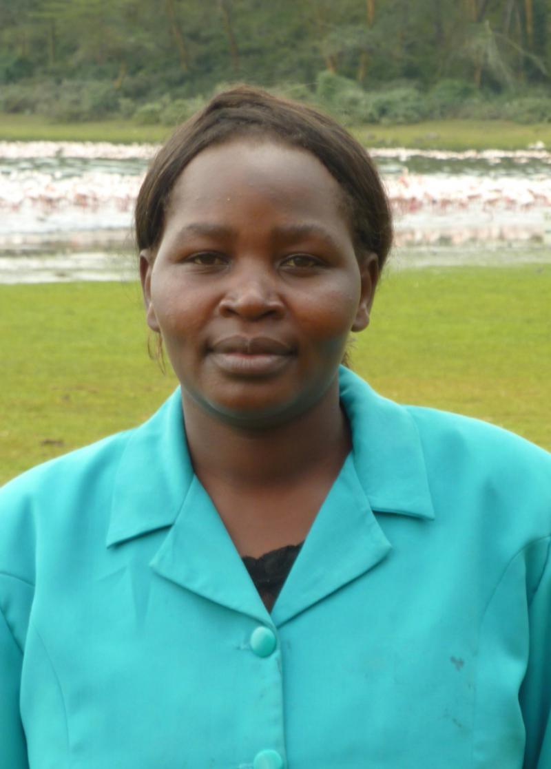 Ann Kairu (Lehrerin)