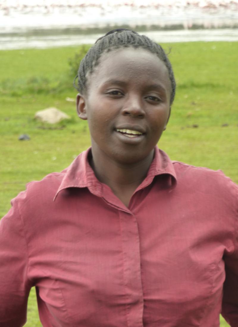 Sarah Wanjiku (Lehrhilfe)