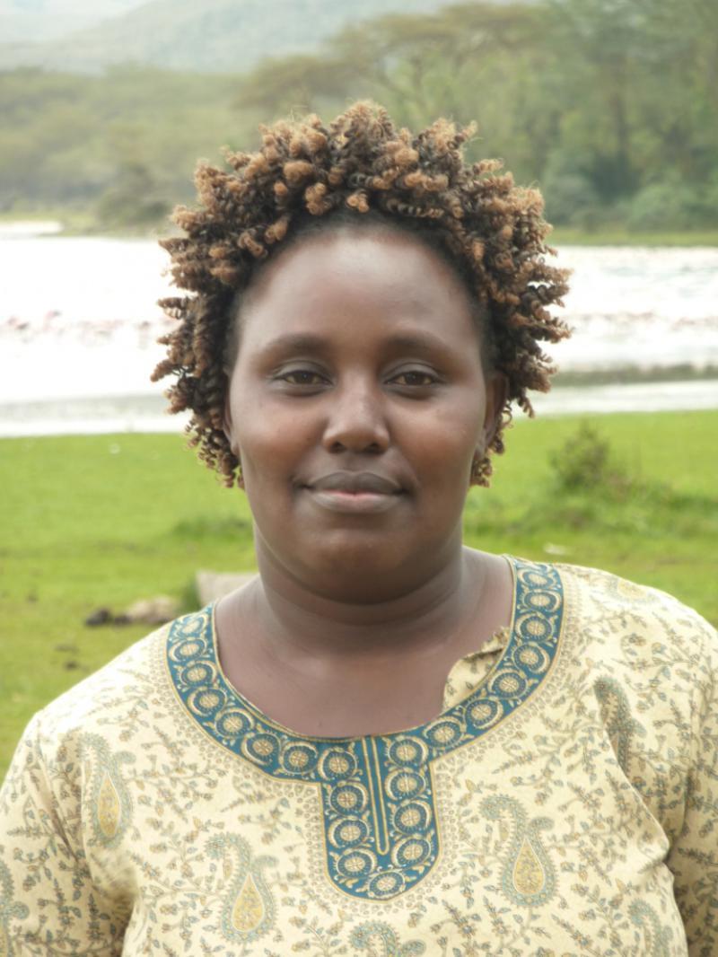 Susan Wambui (Lehrhilfe)