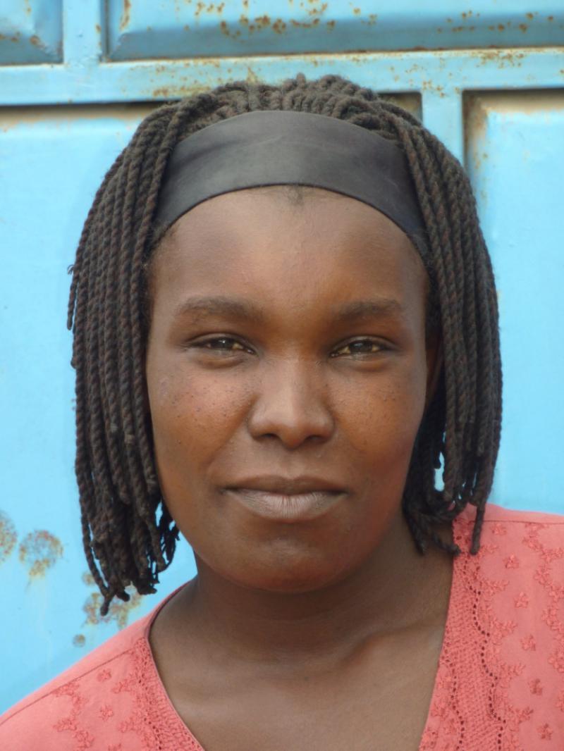 Joiyce Wambui (Küchenhilfe)